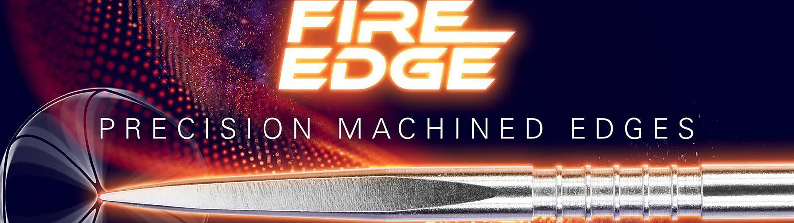 Target Fire Edge Points Steeldartspitzen