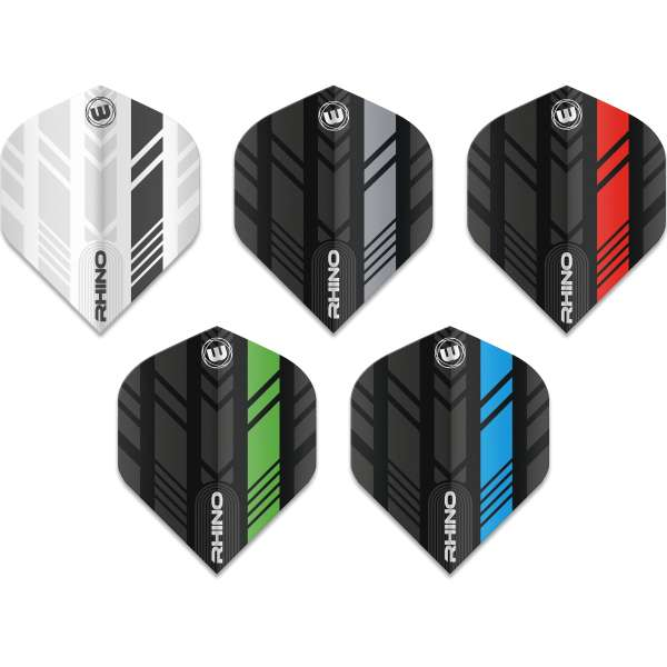 Winmau - Rhino Stripe Flight - Standard