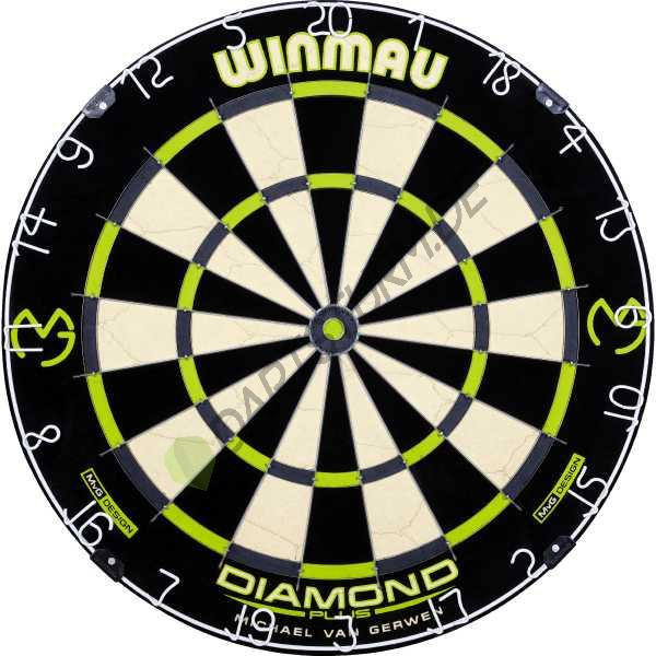 Winmau - MvG Diamond Plus Dartboard
