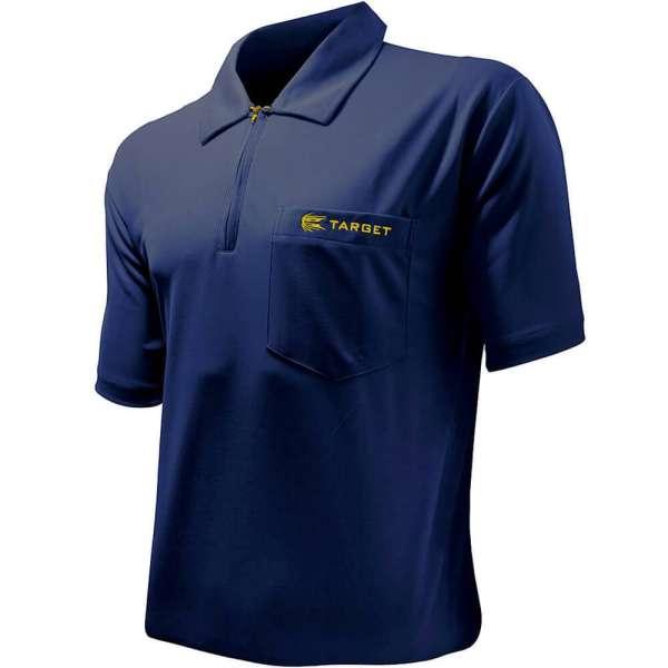 Target - Coolplay Dartshirt - Marineblau