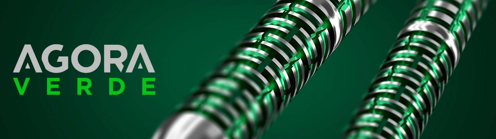 Target Agora Verde Steeldarts