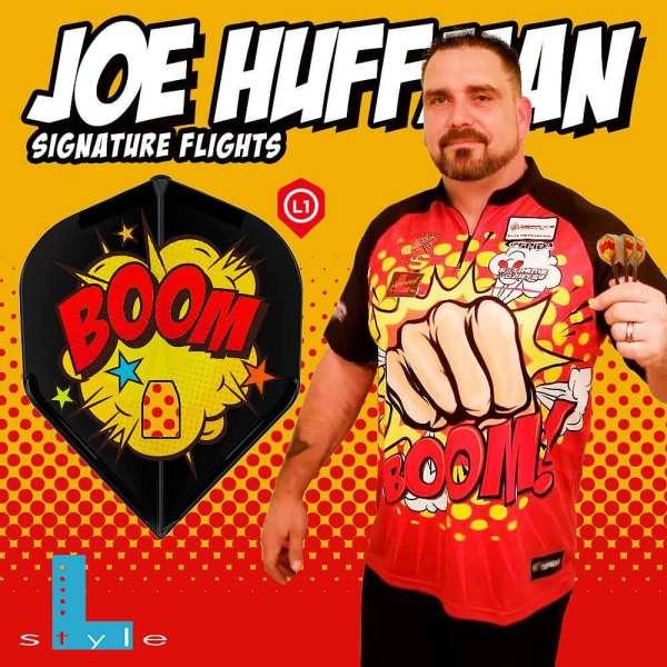 L-Style - Champagne Flight Pro - Joe Huffman - Shape