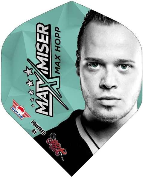 Bull´s NL - Powerflite - Max Hopp - Ganzes Gesicht