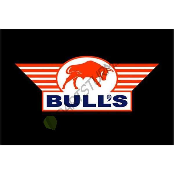 Bull's NL - Fahne - 140x90