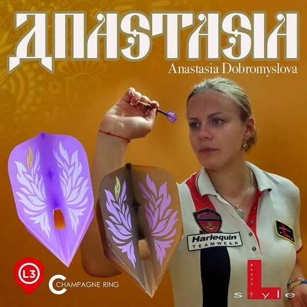 L-Style - Champagne Flight Pro - Dobromyslova V1 - Shape