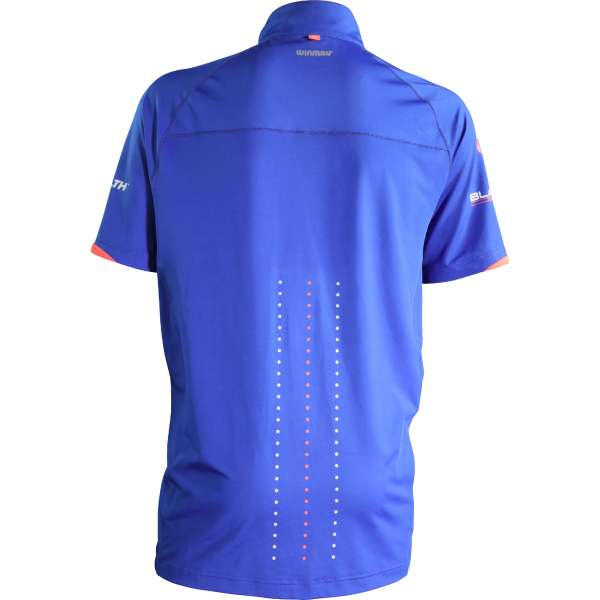 Winmau - Pro-Line Dartshirt Blau