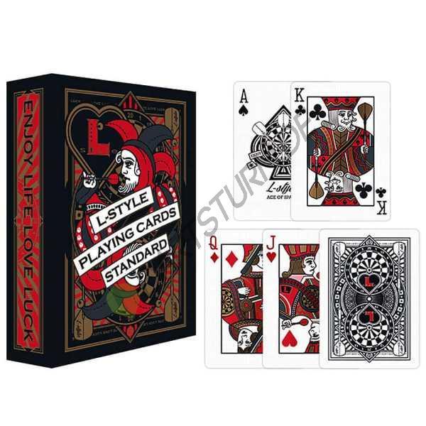 L-Style - Kartenspiel