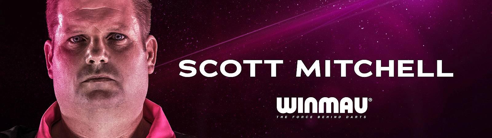 Winmau Scott Mitchell