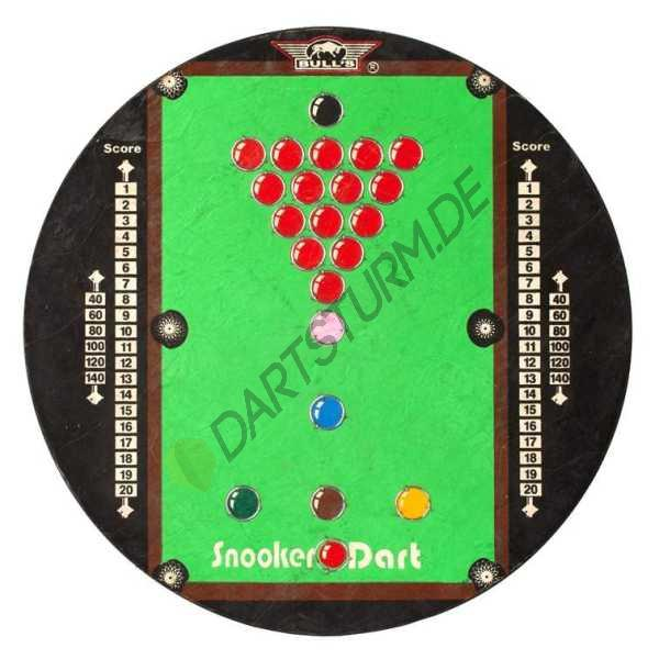 Bull´s NL - Game Dartboard - Snooker