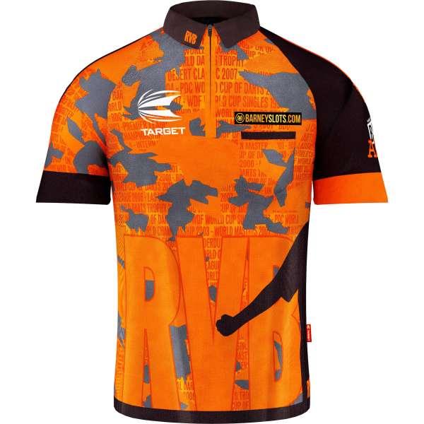 Target - RvB Barney Army Coolplay Shirt