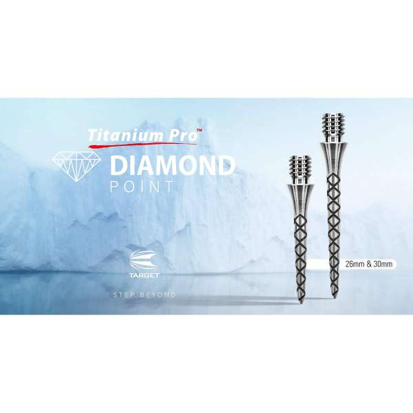 Target - Titanium Conversion Point - Diamond