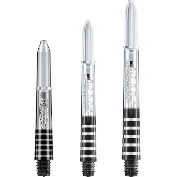 Winmau - Prism Force Shaft - Transparent
