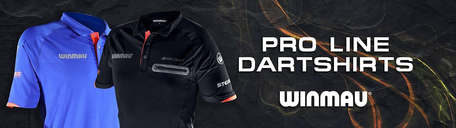 Winmau Pro Line Dartshirts