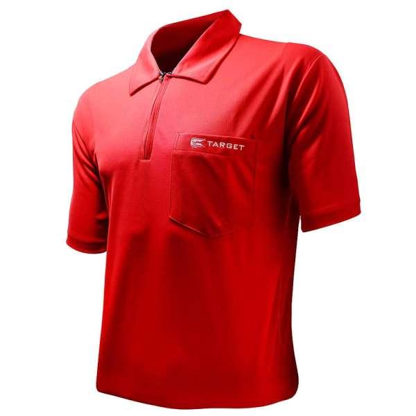 Target - Coolplay Dartshirt - Rot