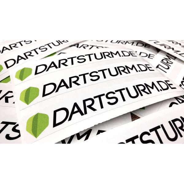 DartSturm.de - Textilaufkleber