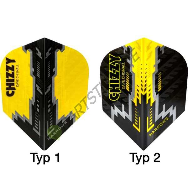 Harrows - Dave Chisnall Flight - Small Standard