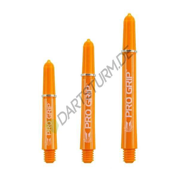 Target - Pro Grip Shaft - Orange