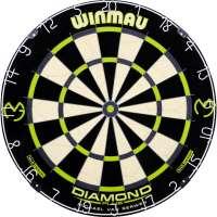 Winmau - MvG Diamond Plus Dartboard