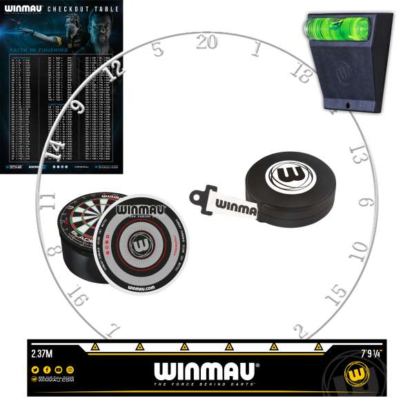 Winmau - Dartzone Upgrade Kit