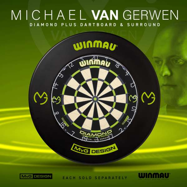 Winmau - MvG Surround