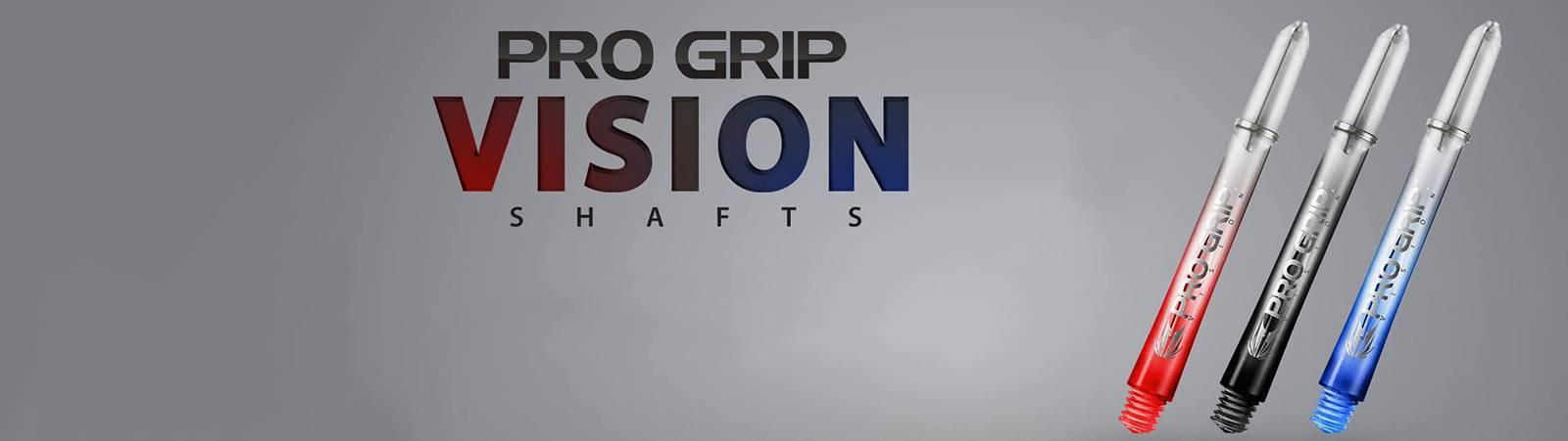 Target Pro Grip Vision Shafts