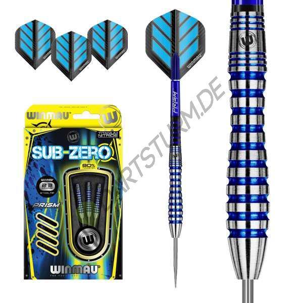Winmau - Sub Zero Typ B - Steeldart