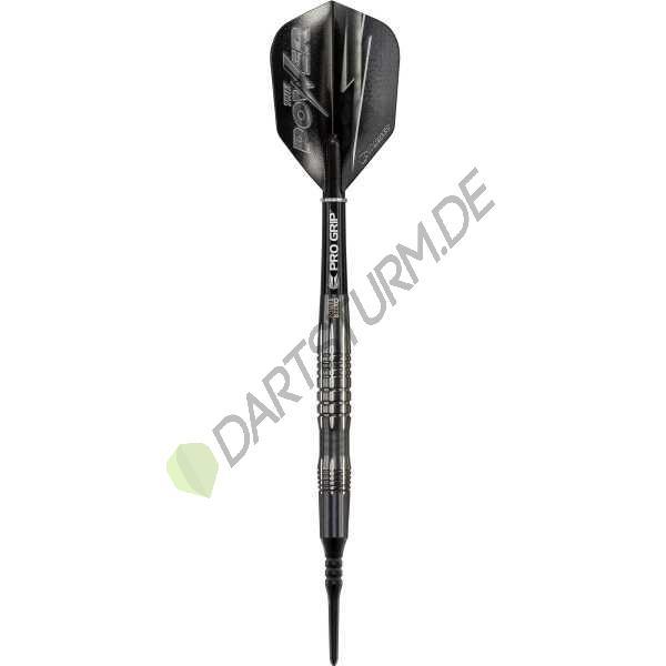Target - Phil Taylor Power 8zero Black Titanium Typ C - Softdart