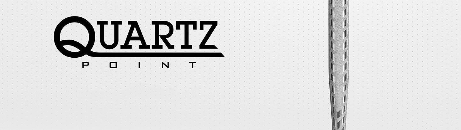 Target Quartz Points Steeldartspitzen