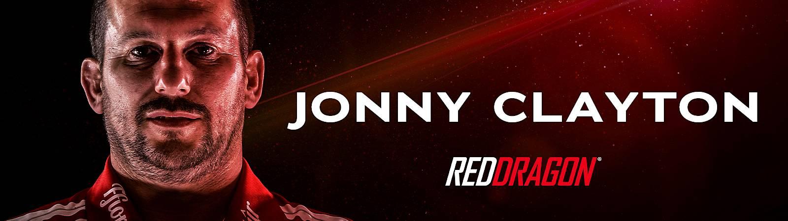 Red Dragon Jonny Clayton