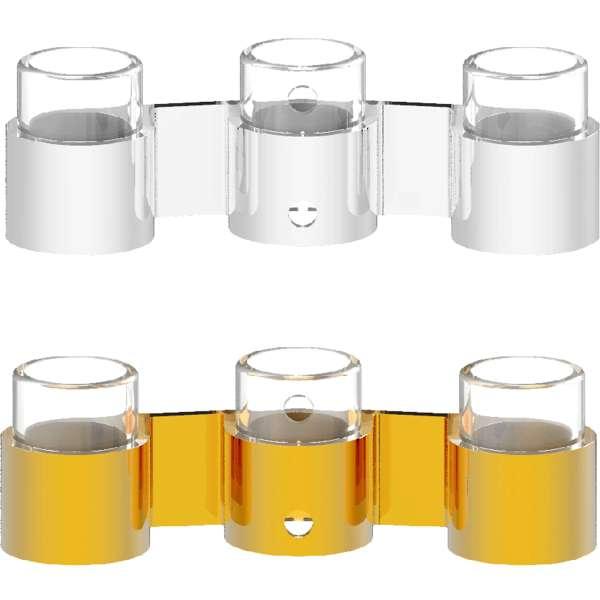 L-Style - Krystal One Case Joint - Metallic