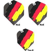 Target - Pro.Ultra German Flag - Dartflight