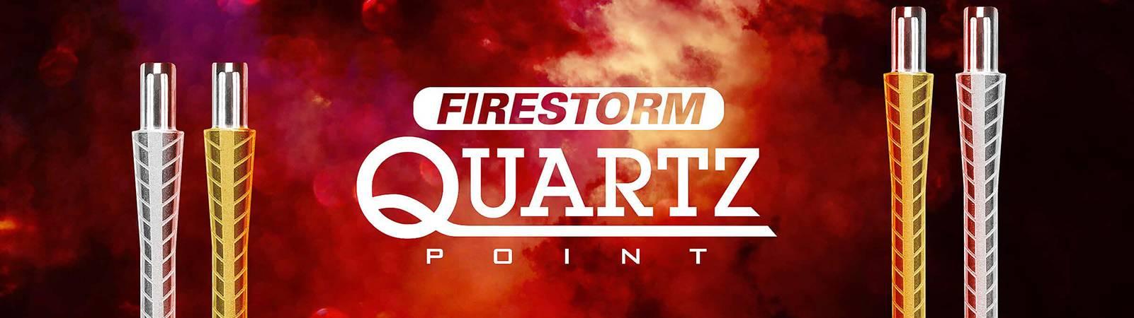 Target Firestorm Points Steeldartspitzen