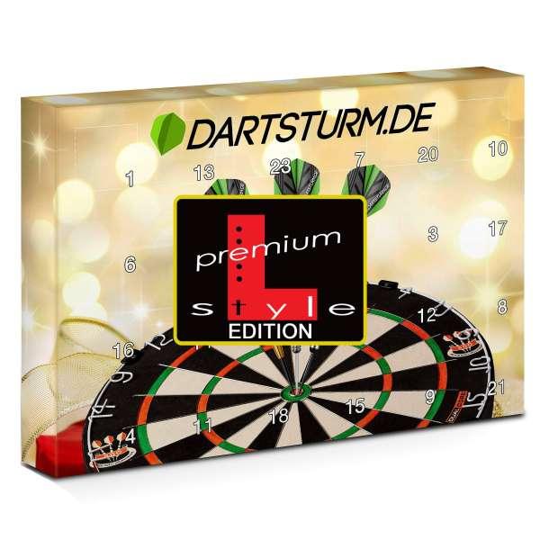 DartSturm.de - Darts Adventskalender 2019 - L-Style Edition