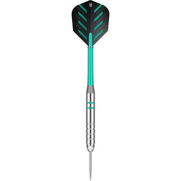 Target - Rob Cross Silver Brass - Steeldart