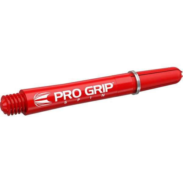 Target - Pro Grip Spin Shaft - Rot
