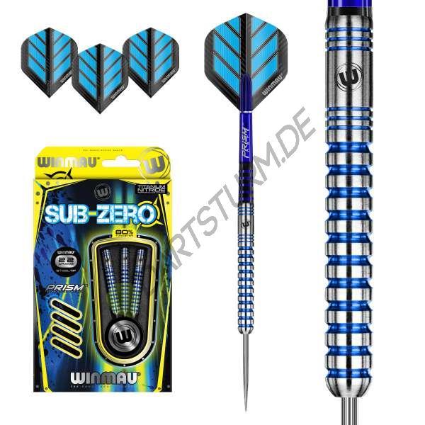 Winmau - Sub Zero Typ A - Steeldart