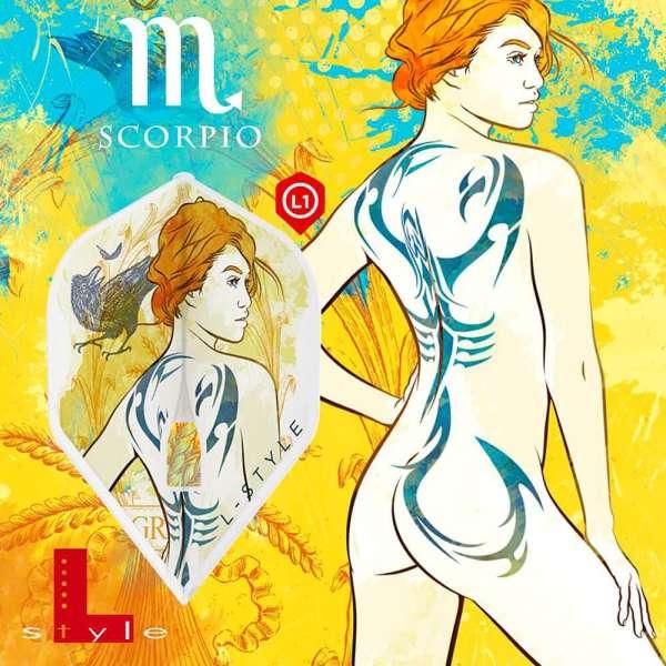 L-Style - Champagne Flight - Zodiac Scorpio - Standard