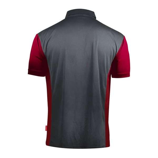 Target - Coolplay Hybrid 3 Dartshirt - Grau/Rot