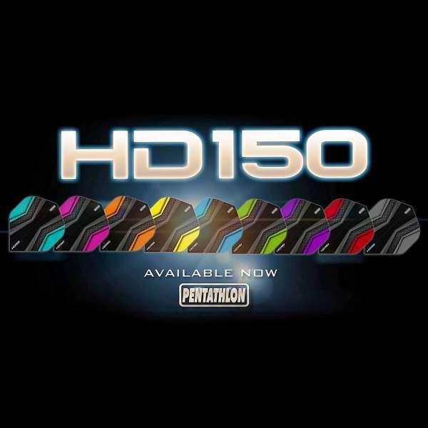 Pentathlon - HD150 Black Flight - Standard