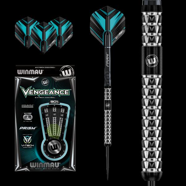 Winmau - Vengeance - Steeldart