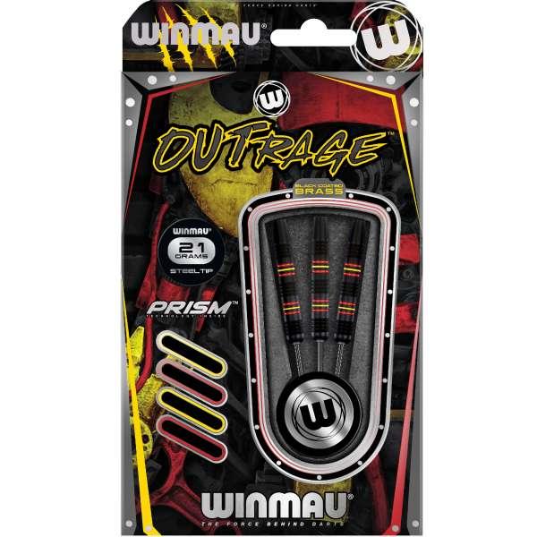 Winmau - Outrage - Steeldart