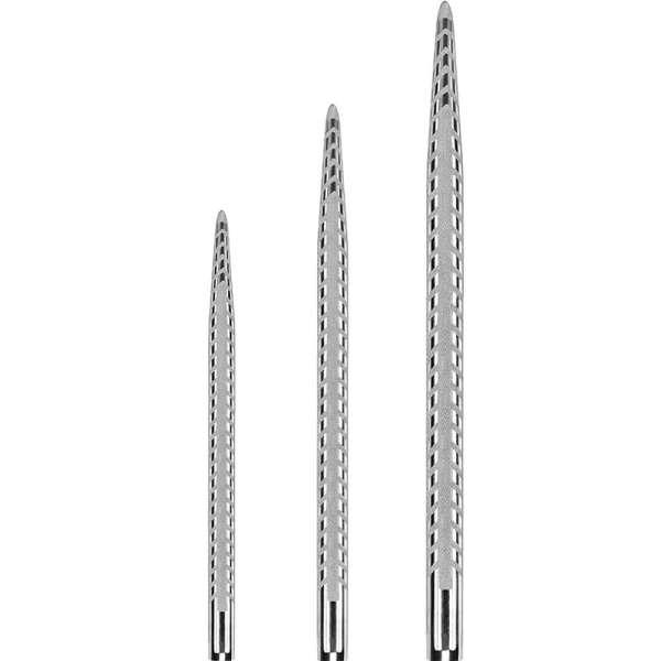Target - Quartz Point - Silber