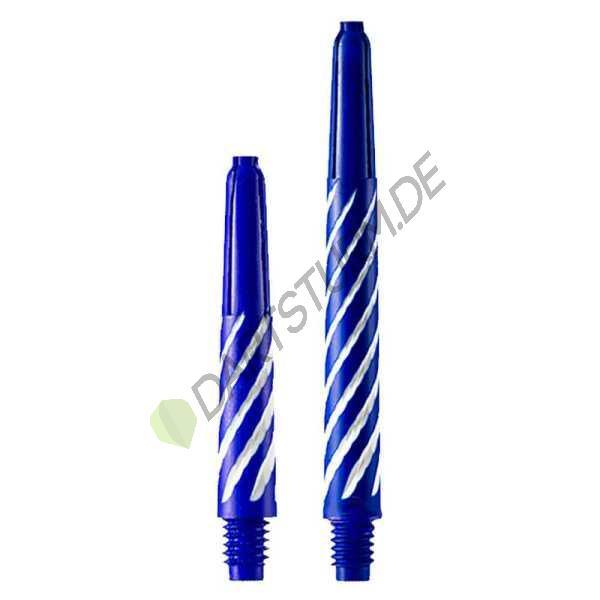 Designa - Spiroline Nylonshaft - Blau/Weiß