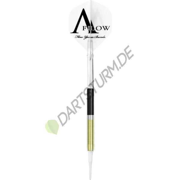 Dynasty - A-Flow Black Line - Larry Butler V4 - Softdart