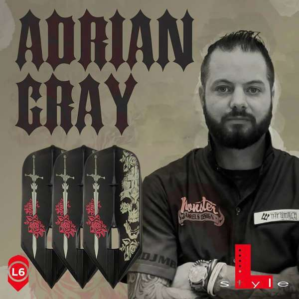 L-Style - Champagne Flight - Adrian Grey  - Slim