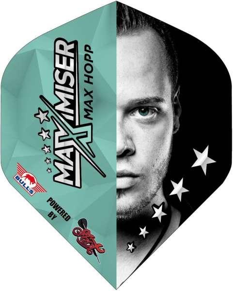 Bull´s NL - Powerflite - Max Hopp - Halbes Gesicht