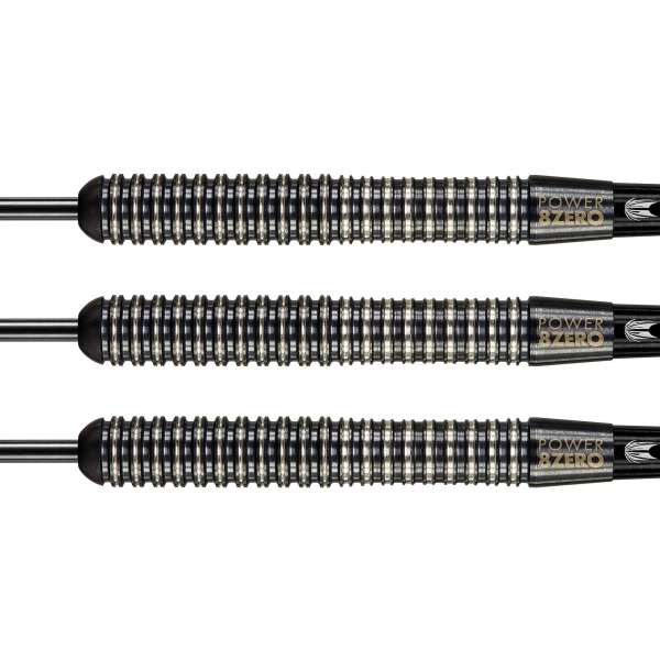 Target - Phil Taylor Power 8zero Black Titanium Typ B - Steeldart