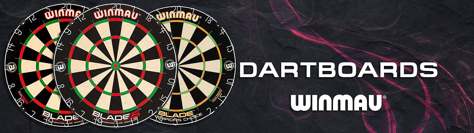 Winmau Steeldartboards