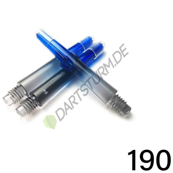 L-Style - L-Shaft Lock Straight N9 TwinColor - Schwarz Blau