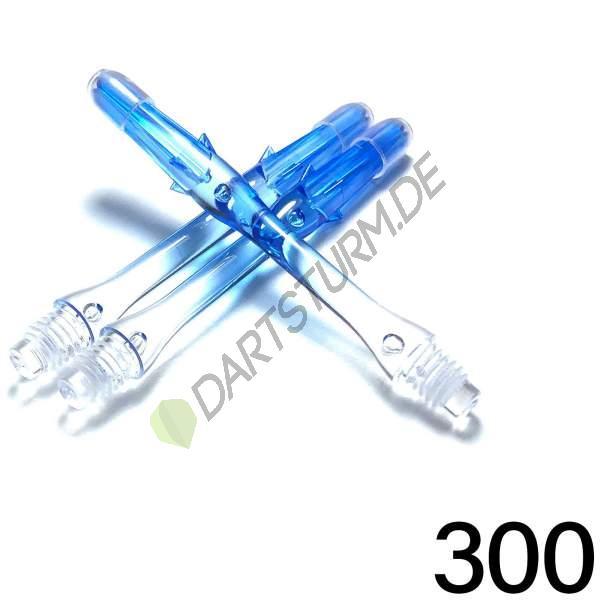 L-Style - L-Shaft Lock Slim N9 TwinColor - Transparent Blau